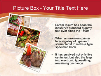 French Cuisine Appetizer PowerPoint Template - Slide 17