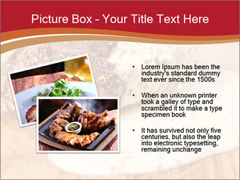 French Cuisine Appetizer PowerPoint Template - Slide 20