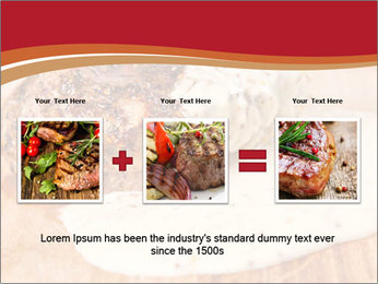 French Cuisine Appetizer PowerPoint Template - Slide 22