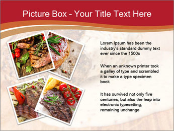 French Cuisine Appetizer PowerPoint Template - Slide 23