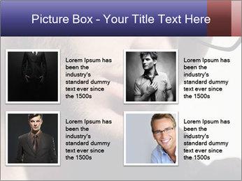 Fashion eyeglasses PowerPoint Templates - Slide 14