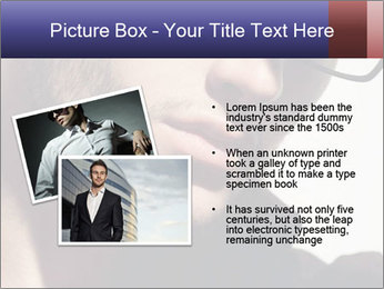 Fashion eyeglasses PowerPoint Templates - Slide 20