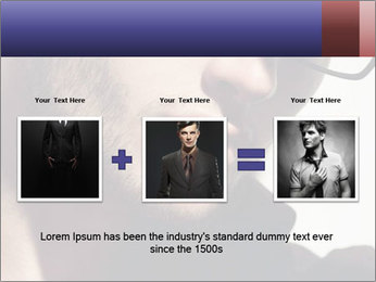 Fashion eyeglasses PowerPoint Templates - Slide 22