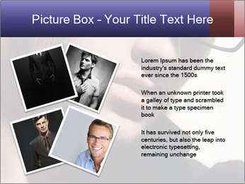 Fashion eyeglasses PowerPoint Template - Slide 23
