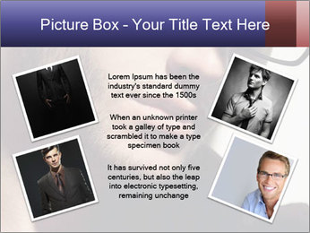Fashion eyeglasses PowerPoint Template - Slide 24