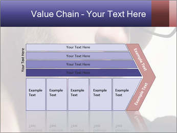 Fashion eyeglasses PowerPoint Templates - Slide 27