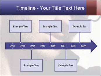 Fashion eyeglasses PowerPoint Templates - Slide 28