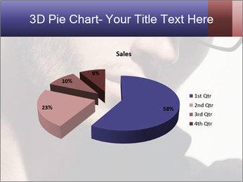 Fashion eyeglasses PowerPoint Templates - Slide 35