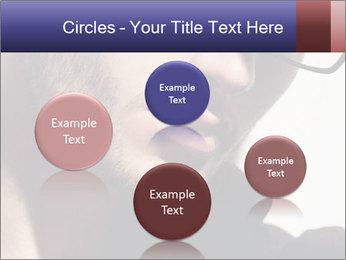 Fashion eyeglasses PowerPoint Templates - Slide 77
