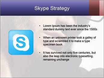 Fashion eyeglasses PowerPoint Templates - Slide 8
