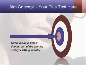 Fashion eyeglasses PowerPoint Templates - Slide 83
