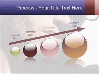 Fashion eyeglasses PowerPoint Templates - Slide 87