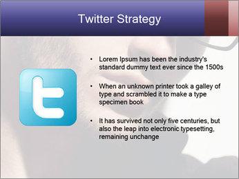 Fashion eyeglasses PowerPoint Templates - Slide 9