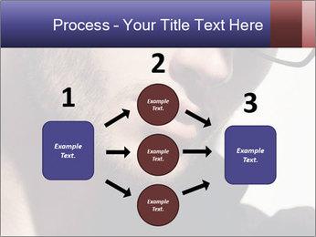 Fashion eyeglasses PowerPoint Templates - Slide 92