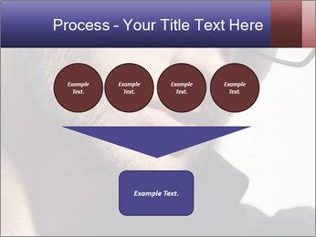 Fashion eyeglasses PowerPoint Templates - Slide 93