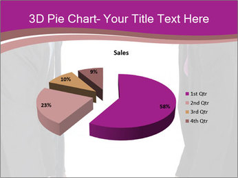 Businessman and businesswoman PowerPoint Template - Slide 35