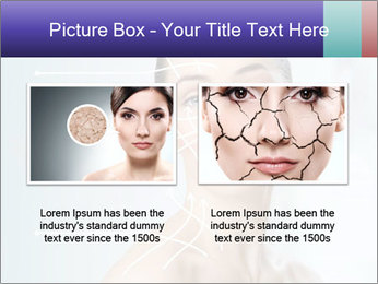 Beauty woman on the bathroom PowerPoint Templates - Slide 18