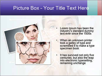 Beauty woman on the bathroom PowerPoint Templates - Slide 20