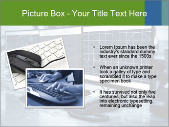 Modern plant control room PowerPoint Template - Slide 20