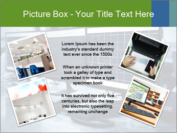 Modern plant control room PowerPoint Template - Slide 24