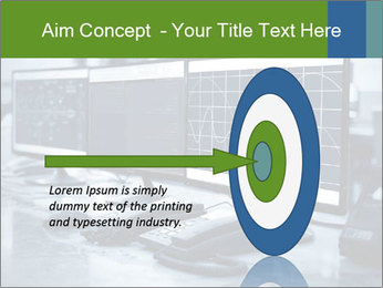 Modern plant control room PowerPoint Template - Slide 83
