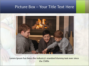 Happy African American Family PowerPoint Template - Slide 15