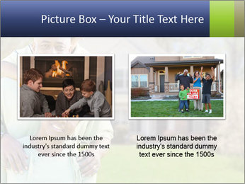 Happy African American Family PowerPoint Template - Slide 18