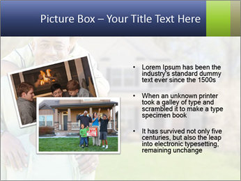 Happy African American Family PowerPoint Template - Slide 20