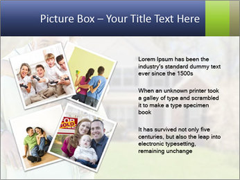 Happy African American Family PowerPoint Template - Slide 23