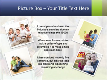 Happy African American Family PowerPoint Template - Slide 24