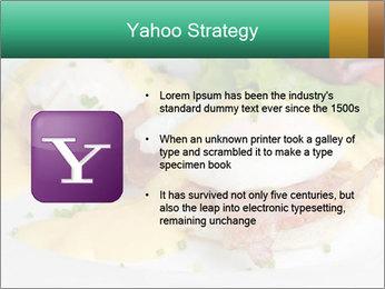Eggs Benedict PowerPoint Template - Slide 11