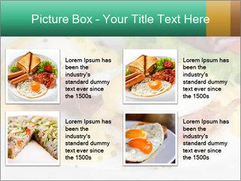 Eggs Benedict PowerPoint Template - Slide 14