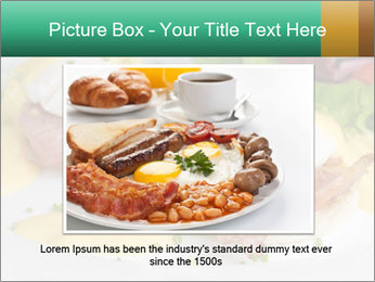 Eggs Benedict PowerPoint Template - Slide 15