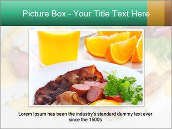 Eggs Benedict PowerPoint Template - Slide 16