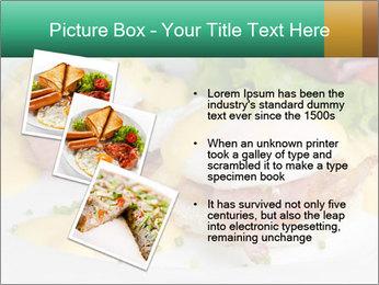 Eggs Benedict PowerPoint Template - Slide 17