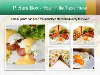 Eggs Benedict PowerPoint Template - Slide 19