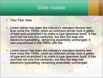 Eggs Benedict PowerPoint Template - Slide 2