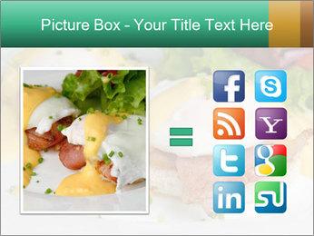 Eggs Benedict PowerPoint Template - Slide 21