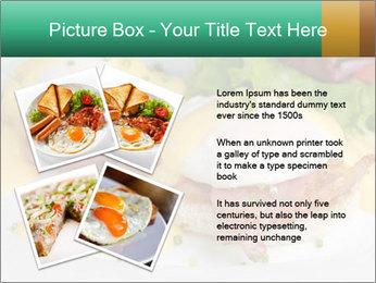 Eggs Benedict PowerPoint Template - Slide 23