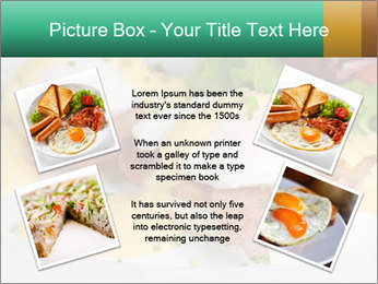 Eggs Benedict PowerPoint Template - Slide 24