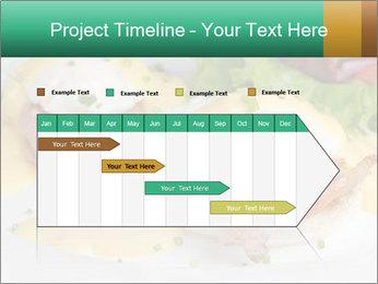 Eggs Benedict PowerPoint Template - Slide 25