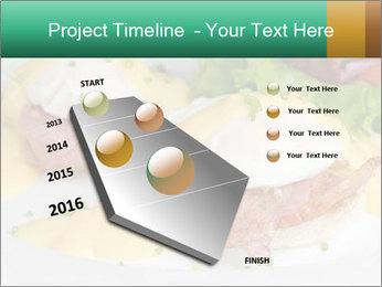 Eggs Benedict PowerPoint Template - Slide 26