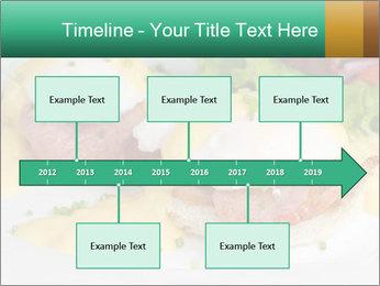 Eggs Benedict PowerPoint Template - Slide 28