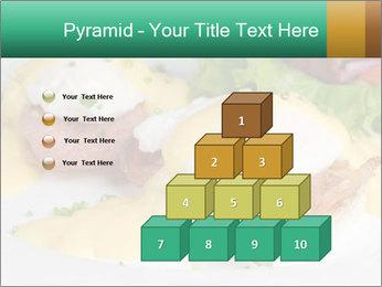 Eggs Benedict PowerPoint Template - Slide 31
