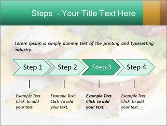 Eggs Benedict PowerPoint Template - Slide 4