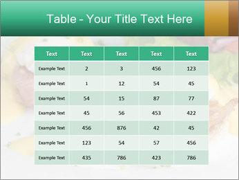Eggs Benedict PowerPoint Template - Slide 55