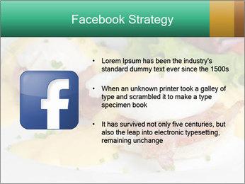 Eggs Benedict PowerPoint Template - Slide 6