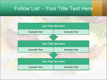 Eggs Benedict PowerPoint Template - Slide 60