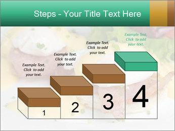 Eggs Benedict PowerPoint Template - Slide 64