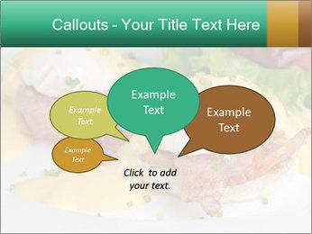 Eggs Benedict PowerPoint Template - Slide 73